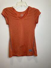 Tapout Women's Orange Workout T-Shirt Small