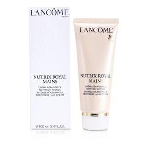Lancome Nutrix Royal Mains Intense Nourishing & Restoring Hand Cream 100ml