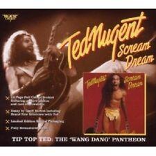 TED NUGENT - SCREAM DREAM (SPECIAL EDITION)  CD NEU
