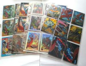 Marvel Trading Cards Collection #1 Special Insert Cards: Choose From A Selection