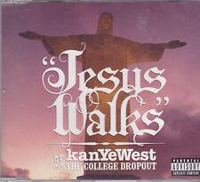 KanYe West-Jesus Walks cd maxi single