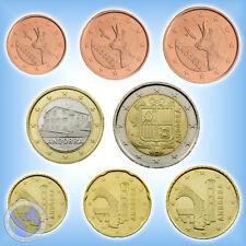 Euro Münzen Satz In Münzen Aus Andorra Günstig Kaufen Ebay