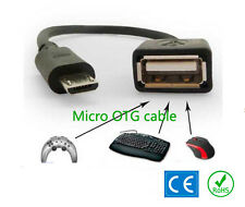 Micro-USB to USB OTG Adapter Cable for Motorola Xoom
