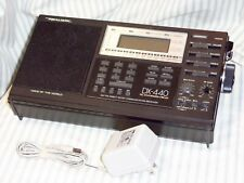 Realistic DX-440 Voice Of The World DIRECT ENTRY Shortwave Radio AM/FM/LW/MW/SW