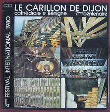 Le Carillon de Dijon 33 tours Cathédrale Ste Bégnine 1980