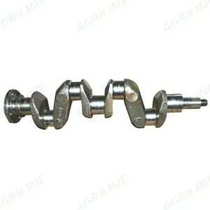 CRANKSHAFT FOR DAVID BROWN 1410 1412 1490 1494 TRACTORS.