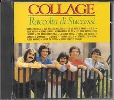 """COLLAGE - RARO CD FUORI CATALOGO CDOR """" RACCOLTA DI SUCCESSI """""""