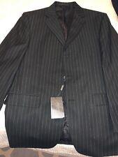 Giorgio Armani Mens Pinstripe Suit