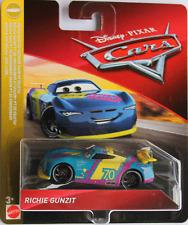CARS 3 -  RICHIE GUNZIT  aka GASPRIN #70 -  Mattel Disney Pixar - RARISSIMO