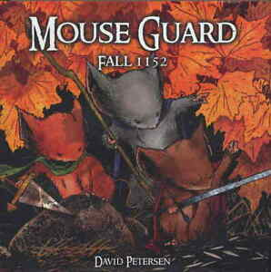 Mouse Guard HC #1 FN; Archaia | Fall 1152 Hardcover - we combine shipping