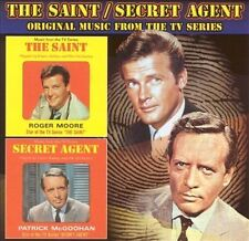 The Saint/Secret Agent by Various Artists (CD, Mar-2006, Collectables)