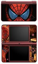 SKIN STICKER AUTOCOLLANT DECO POUR NINTENDO DSI XL REF 16 SPIDERMAN