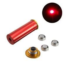20G Cartridge Red Laser Bore Sighter Boresight 20 Gauge for Gun Sight Scope