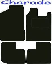 Daihatsu Charade DELUXE QUALITY Tailored mats 2003 2004 2005 2006 2007