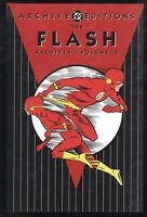 DC Archive Editions The Flash (2006) Vol 4 1st Print #125 to #132 DJ NM- Book NM