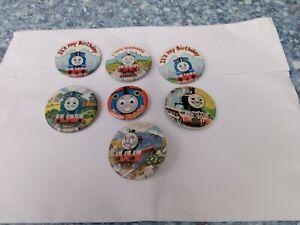Thomas the Tank Engine & Friends - 7 badges