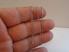 ITALIAN MADE 925 STERLING SILVER LADIES DESIGNER CHAIN /18'' /STRONG 4 EVERYDAY