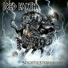 Iced Earth - Night of the Stormrider [CD] BRAND NEW SEALED