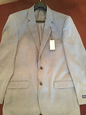 Alan Flusser Men's Blazer Dress Coat.Buisness Blazer. 38 Reg Sports Jacket