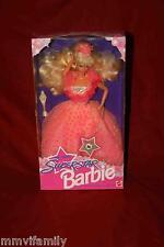 NIB Vintage Barbie Doll 1993 WAL*MART SUPERSTAR