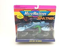 Prototype ENGINEERING PILOT  Star Trek Micro Machine NX-2000