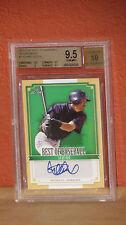 2012 Leaf Best of Baseball Ichiro Autograph Card BGS 9.5 Auto 10.
