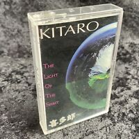Kitaro The Light If The Spirit Cassette Tape Geffen 1987 M5G24163