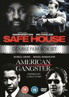 Safe House / American Gangster DVD Nuevo DVD (8291241)