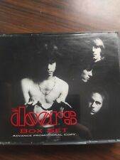 NEW PRICE-The Doors 4 CD Box Set 1997 Promo RARE