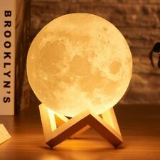 Moon Lamp 7 Colors (8cm)