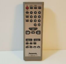 Panasonic EUR7711120 Remote Control For CD Stereo Audio System Player