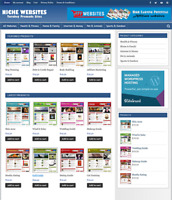 BODY BUILDING Free Installation Responsive Niche Website Business For Sale