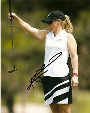 LPGA Kristy McPherson Autographed Signed 8x10 Photo COA