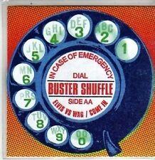 (DA805) Buster Shuffle, Elvis vs Wag / Come In - 2012 DJ CD