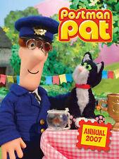 Postman Pat Annual: 2007 by Egmont UK Ltd (Hardback, 2006)
