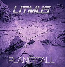 Litmus-  Planetfall  (CD, Jun-2007, Candlelight Records)
