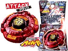 TAKARA TOMY JAPAN METAL BEYBLADE WBBA LIMITED 4D FANG LEONE BURNING CLAW BB-106