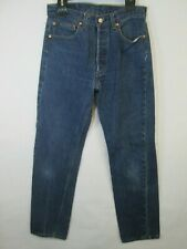 levis 501 made in usa vintage 33 X 36 Nice