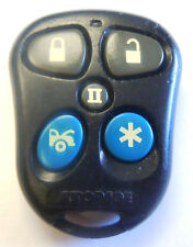 Keyless entry remote XT-33 start starter controller replacement transmitter fob