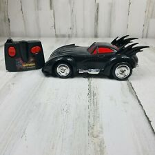 2000 Tyco Remote Control DC Comics Batman Batmobile Car with Remote