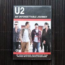 U2 - AN UNFORGETTABLE JOURNEY - DVD