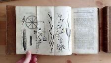 PRINTED 1764 MUSEUM RUSTICUM ET COMMERCIALE AGRICULTURE ARTS & MANUFACTURES