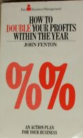 How to Double Your Profits within the Year (Pan Business/Management), Fenton, Jo