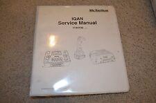 McNeilus 1144130 Refuse Garbage Trash Truck IQAN Service Manual