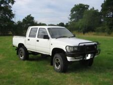 Diesel Toyota Commercial Vans & Pickups 4x4 Axel Configuration
