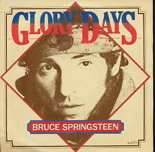BRUCE SPRINGSTEEN 45 TOURS HOLLANDE GLORY DAYS++