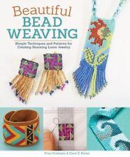 Beading Pattern Book BEAUTIFUL BEAD Loom WEAVING