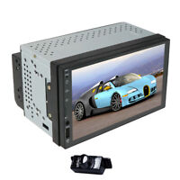 """Android 9.0 Universal Double 2 DIN Car GPS Player Stereo Head Unit 7""""Touch Radio"""
