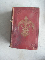 Antique 1857 Book Reliques of Ancient English Poetry by Thomas Percy