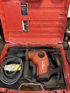 Hilti TE7-C SDS Chuck 3 Mode Drill and Chiseler